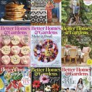 Better Homes & Gardens Magazine - Full Year Complete (15 Issue) 2018 Collection [Digital]