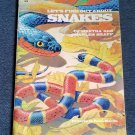 Let's Find Out About Snakes by Martha & Charles Shapp - Children's Guide to