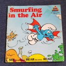 Smurfing In The Air by Peyo & Yvan Delporte (Kid Stuff Book and Record DBR264) Smurfs
