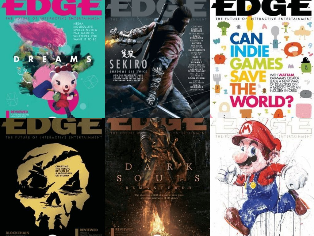 Edge Magazine - Full Year (Complete 13 Issue) 2018 Collection [Digital]