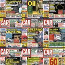 Car Mechanics Magazine - Full Year (Complete 12 Issue) 2018 Collection [Digital]