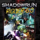 Shadowrun (5e) Rigger 5.0 - Role Playing Game (RPG) Plot Sourcebook [eBook]
