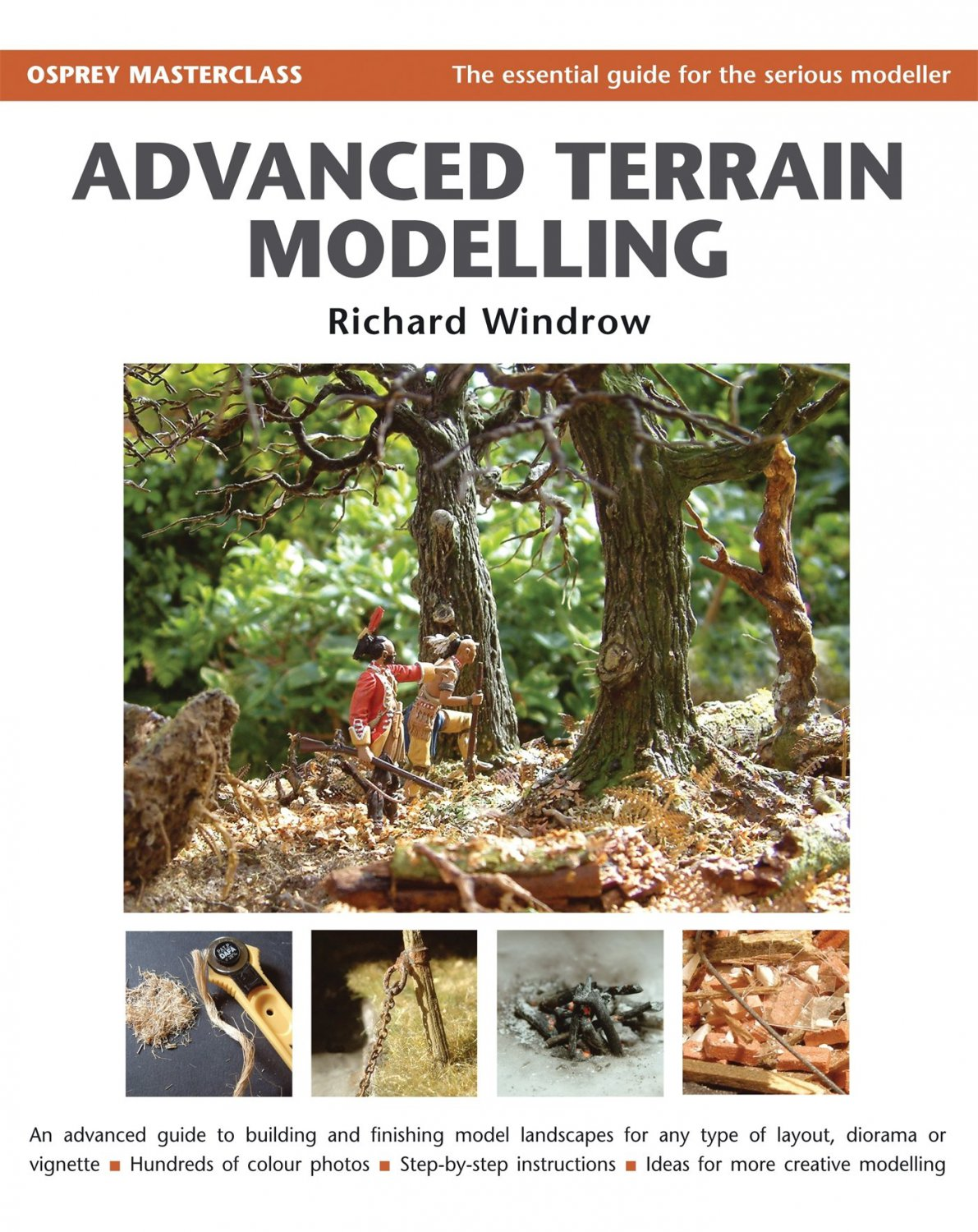 Advanced Terrain Modelling (Modelling Masterclass) by Richard Windrow - Guide to [eBook]