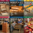 Woodcraft Magazine USA - 2017 Full Year (6 Issue) Collection [Digital]