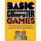 BASIC Computer Games: Microcomputer Edition (1978) by David H. Ahl [eBook]