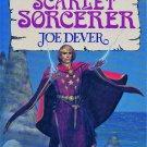 Scarlet Sorcerer: Combat Heroes 2 (RPG) by Joe Dever [eBook]