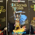 Dungeons & Dragons Novels : The Penhaligon Trilogy [eBook Set]