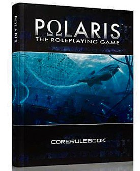 POLARIS 3e RPG - Core Rulebook 1 & 2 (ENGLISH) From Black Book Ed. [PDF eBook]