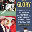 Greed and Glory [eBook] Donald Trump, Guiliani, Ed Koch, Lawrence Taylor and the Mafia 1980's N.Y.