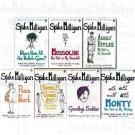 Spike Milligan Classic War Memoirs Collection 7 Volume Set [eBook]