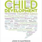 Child Development (14th Edition) by John W Santrock [Digital]