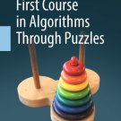 First Course in Algorithms Through Puzzles by Ryuhei Uehara [Digital eBook]