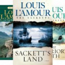 The Sackett Series (Complete 19 Volume Collection) by Louis L'Amour [eBook]