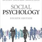 Social Psychology (4e) by Eliot R. Smith [eBook]