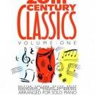 20th Century Classics (Volume 1) Piano Solo, Norton, Sheet Music [Digital]