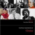 The Wiley Handbook of Genius [eBook] Dean Keith Simonton