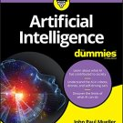 Artificial Intelligence (AI) For Dummies (Computer/Tech) Simple Guide to Understanding [eBook]