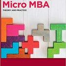 Micro MBA: Theory and Practice by Carolina Machado [eBook] Program Business Course
