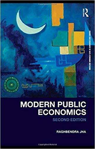 Modern Public Economics (2e) (Routledge Advanced Texts in Economics & Finance) [eBook]