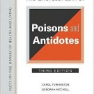 The Encyclopedia of Poisons and Antidotes [eBook] Digital Reference Guide to (3e)