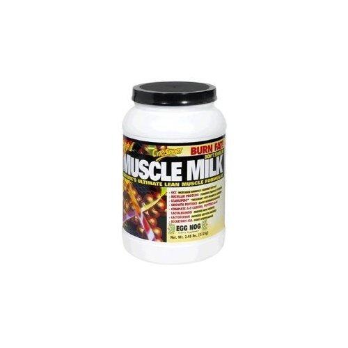 CytoSport Muscle Milk 2.48lb - Strawberry Banana