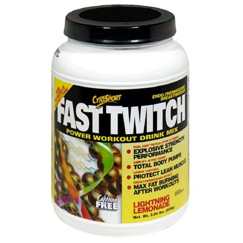 CytoSport Fast Twitch Dietary Supplement 38oz
