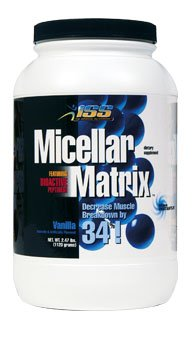 ISS Micellar Matrix 2.47lb - Available in 3 Flavors