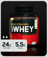 ON 100% WHEY GOLD STANDARD 2lb - Available in 9 Flavors!