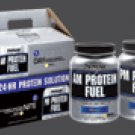Twinlab AM/PM Protein Fuel 30 servings - Available in 2 Flavors