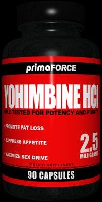 PrimaForce Yohimbine HCl 90 Tabs