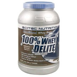 SciTec Nutrition 100% Whey 2lb - Available in 3 Flavors