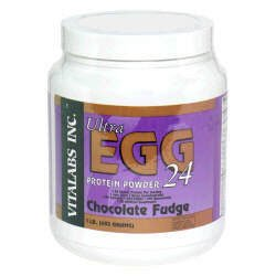 Vitalabs Ultra Egg Protein Powder 24 1lb - Available in 2 Flavors