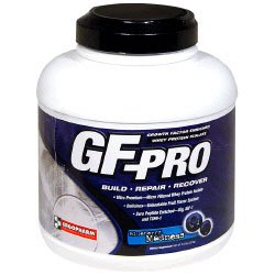 Ergo Pharm GF Pro Protein Dietary Supplement 5lb - Available in 2 Flavors