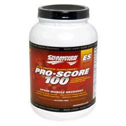 Champion Nutrition Pro-Score 100 Elite Protein w/ Glutamine 2lbs - Available in 2 Flavors