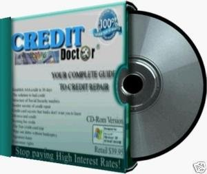 FIX YOUR BAD CREDIT WITH CREDIT DOCTOR TO HELP YOU