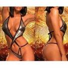 Sexy Hot Wild Erotic Grey / Gray Hot Lingerie Sleepwear Women Body Teddies Teddy
