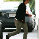 TOMS Slip On Seen on ZAC EFRON CANVAS Shoes BLACK Classics Rubber SUEDE Insole