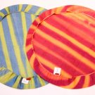 MISSONI HOME Stripe Table Round PLACEMAT Cover ITALY Set of 2 - *Defect*