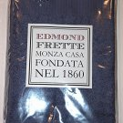 EDMOND FRETTE BASIC Monza CASA Home HAND Towel BLUE 100% Cotton 60 x 110 cm