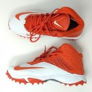NIKE 603351 181 Zoom Code Elite 3/4 Destroyer Turf Football  Orange / White (14)