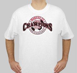 Champs Shirt White - XL