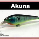 """[BP 118-97]3.5"""""""" Bluegill Bass Pike Trout Fishing Lure Bait Tackle"""