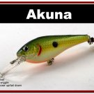 """[BP 118-99]3.5"""""""" Tennessee Shad Bass Pike Trout Fishing Lure Bait"""