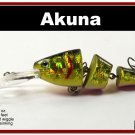 "[BP 20-86]3.5"""" New Golden Shiner Bass Trout Fishing Lure Swimbait"