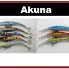 "[BP 8PK 5FLA82 and 3FLA82D]8 Holographic 5.9"""" Deep Diving Pike Bass Fishing Lure D"