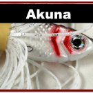 [SPP 04]3/8 oz 10.6 grams Holographic Elite Platinum White Spinnerbait Fishing Lure