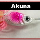 [SPU 06]3/8 oz 10.6 grams Elite Bright Pink Spinnerbait Fishing Lure