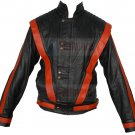 Michael Jackson THRILLER Black Stylish Replica Faux Leather Jacket - All Sizes