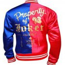 Harley Qiunn Suicide Squad Satin Jacket