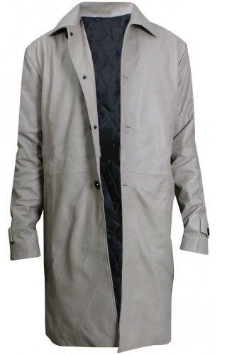 Selfless Ryan Reynolds Damian Trench Long Coat